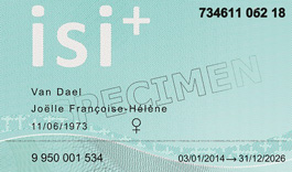 Carte Europeenne Dassurance Maladie Mutualite Socialiste.La Carte Isi Mutualite Chretienne